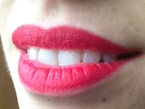 red lips - 19h00
