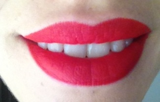 red lips - 09h00