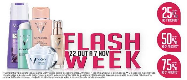 Vichy flas week